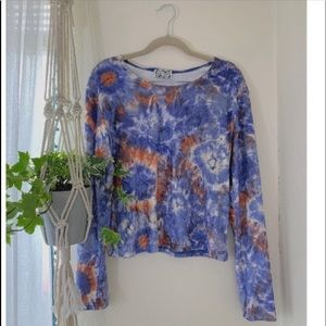 urban outfitters inspired velvet top size large